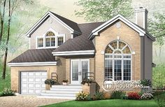 House plan W2444 detail from DrummondHousePlans.com