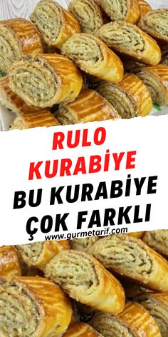 Xmas Cookies, Cupcake Cookies, Turkish Recipes, Dessert Recipes, Desserts, Food To Make, Good Food, Food And Drink, Bread
