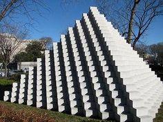 Four-sided-pyramid - Sol LeWitt - Wikipedia, the free encyclopedia