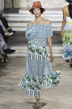 Défilé Temperley London Printemps-été 2016 6