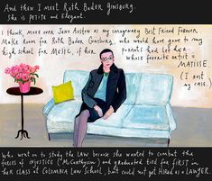 I love Maira Kalman... I love her... I can't believe I got to visit her in her apartment... she is one of the most inspirational I know