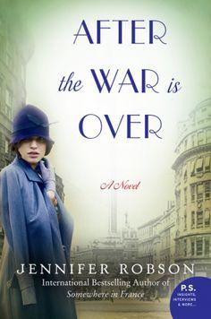 After the War is Over - Jennifer Robson - Paperback
