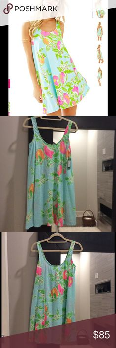 NWT Carmel Dress Pink Lemonade. Brand new, never worn. No defects. Lilly Pulitzer Dresses