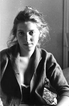 """""""Am I in the picture? Am I getting in or out of it? I could be a ghost, an animal or a dead body, not just this girl standing on the corner…?"""" -Francesca Woodman, Self - Portrait, 1979"""