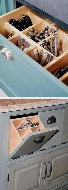 9 Simple and Impressive Tricks Can Change Your Life: Farmhouse Kitchen Remodel Chicken Wire open kitchen remodel stove.Inexpensive Kitchen Remodel Fixer Upper kitchen remodel before and after islands.White Kitchen Remodel U Shape. Best Kitchen Cabinets, Diy Cabinets, Kitchen Tiles, Kitchen Colors, Kitchen Flooring, New Kitchen, Kitchen Utensils, Vintage Kitchen, Kitchen Pantry