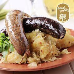 Baked Potato, Sausage, Vegan Recipes, Potatoes, Meat, Baking, Ethnic Recipes, Food, Dinner Suit