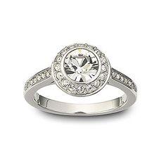 Angelic Ring // Swarovski.com