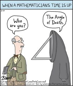 Who are you?  The #angle of #death #LetsGetWordy #AngelOfDeath #MathJokes