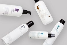 Inshape- Professional Hair Care — The Dieline - Package Design Resource
