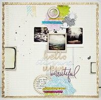 A Project by *Jaime Warren* from our Scrapbooking Gallery originally submitted 07/16/12 at 10:34 AM