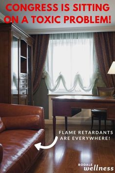 It's official: Flame retardants are everywhere! | Rodale Wellness