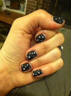 Love me some polka dots!!