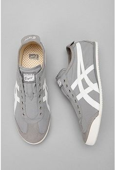 Asics Mexico 66 Slip On Sneakers.. little pricey for our budget, but i really like them