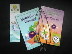 Join Magelica on a Magical Bathtub Ride in These Delightful Storybooks