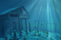 The real atlantis