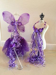 Hey, I found this really awesome Etsy listing at https://www.etsy.com/listing/199703158/purple-tutu-fairy-costume-fairy-tutu
