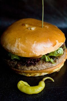 After eating all these burgers, you will be detectable on radar. Foie Gras, Truffles, Hamburger, Food Porn, London, Eat, Burgers, Ethnic Recipes, Badass
