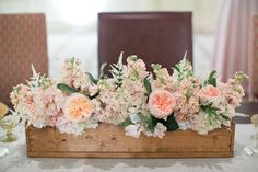 Light Pink Centerpieces