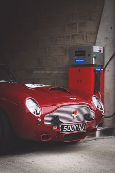 Aston Martin // LeMans Classic