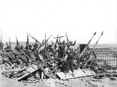 Image result for Maqueda 1936 battle