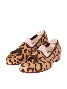 Madison Tassel Leopard Pony - £315.00
