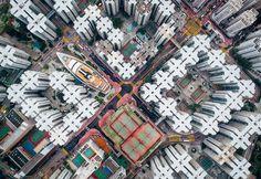 Архитектура в объективе: клаустрофобный Гонконг