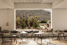 Dream hotel - Casa Cook Hotel - Outdoor lounge