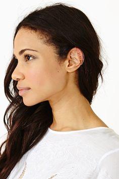 Chamber Ear Cuff