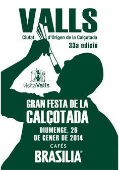Imatge Gran Festa de la Calçotada de Valls 2014