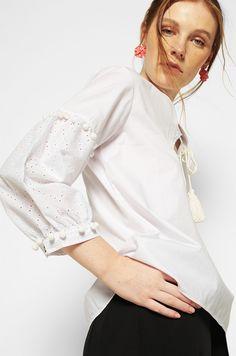 Long Sleeved Eamon   COTTONINK