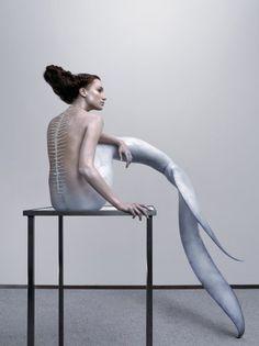 The Mermaids of Fritz Kok | Seatails