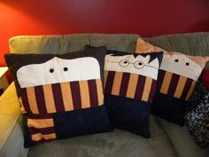 Harry Potter Trio Cushions