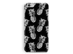 iPhone 6S Case Pineapple iPhone 6S case by TheSmallPrintCases
