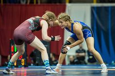 Helen Maroulis at Olympic Trials