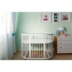 Круглая (овальная) детская кроватка-трансформер – потрясающая функциональная модель европейского дизайна. Приобретайте по демократичной цене в магазине Little home.