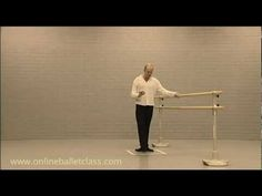 ▶ Online Ballet - Turn-Out - YouTube. Great lesson on proper turn-out.