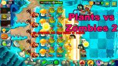 Plantas vs Zombies 2 el juego adictivo de Android