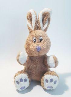bunny rabbit stuffed animal, used in VGC #Unbranded Bunny Rabbit, Plushies, Teddy Bear, Animals, Ebay, Animales, Animaux, Stuffed Animals, Teddy Bears