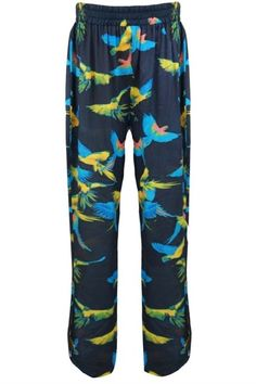 Thunderbird Silk Pants by Piper Lane at Nelli & Mo - $179.00 AUD