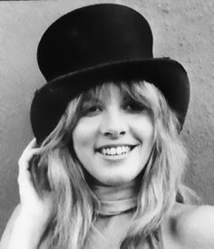 "Stevie Nicks... one of my favorite artists, she wrote the song that I was named after, ""Rhiannon"" ...I love Stevie!"