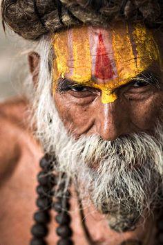 Sadhu of Varanasi.