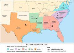 Civil War Reconstruction
