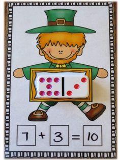 Dill Clever way to teach adding using dominoes! www.dillpurplegeniuses.com