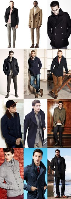 Since I got one for Christmas, maybe I can pull off some of these looks.  Watchout!!!!  How To Wear: The Peacoat