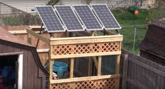 Simple Tips About Solar Energy To Help You Better Understand. Solar energy is something that has gained great traction of late. Both commercial and residential properties find solar energy helps them cut electricity c Ideas Paneles, Off Grid System, Solar Projects, Energy Projects, Diy Projects, Best Solar Panels, Solar House, Solar Energy System, Diy Solar