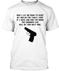 #Ruger Sr9 | #Teespring.  For those of you that cherish your rights and support the #2nd. Amendment this #T-shirt should fit quite nicely into your wardrobe. http://teespring.com/sleept