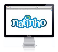 Projeto Logo para produto da linha Natinho-Natuvida by D-Prime