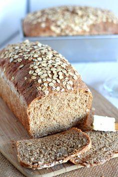 Whole grain Bread | carmelmoments.com