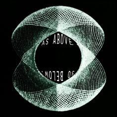 As above, so below. #spirograph #alchemy #symmetry #art #psychedelic