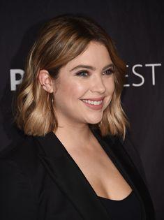 Bob hairstyles: Ashley Benson  - CosmopolitanUK